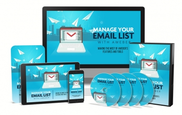 Manage Your Email List With Aweber ADVANCED