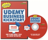Udemy Business Kick Start Private Label Rights