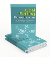Goal Setting Powerhouse Gold Private Label Rights