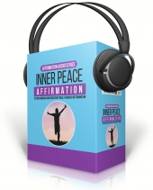 Inner Peace Affirmation Private Label Rights