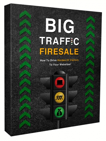 Big Traffic Firesale Video Upgrade