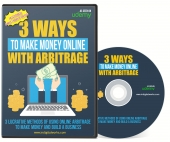 3 Ways To Make Money Online With Arbitrage Private Label Rights