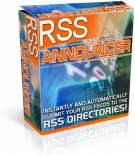 RSS Announcer Private Label Rights