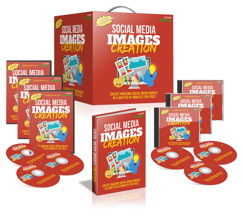 Social Media Images Creation