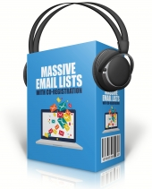 Massive Email Lists With Co Registration Private Label Rights