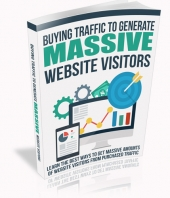 Buying Traffic to Generate Massive Website Visitors Private Label Rights