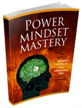 Power Mindset Mastery Private Label Rights