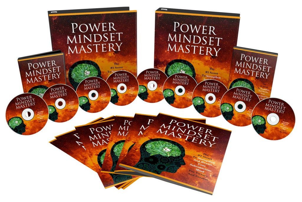 Power Mindset Mastery Video Upgrade