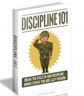 Discipline 101 Private Label Rights
