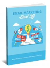 Email Marketing Blast Off Private Label Rights