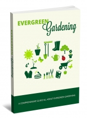 Evergreen Gardening Private Label Rights