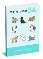 For The Love Of Cats Private Label Rights