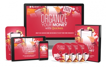 Organize Your Money With Quicken - Advanced