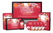 Organize Your Money With Quicken - Advanced Private Label Rights