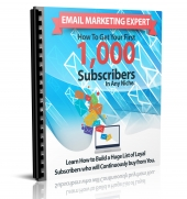 Email Marketing Expert Private Label Rights