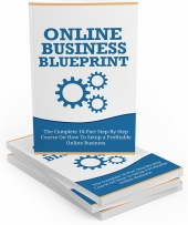 Online Business Blueprint Pack Private Label Rights