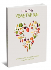 Healthy Vegeterian Private Label Rights