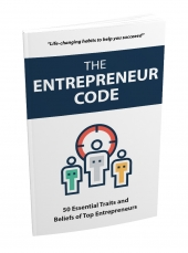 The Entrepreneur Code Private Label Rights