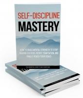 Self-Discipline Mastery Private Label Rights