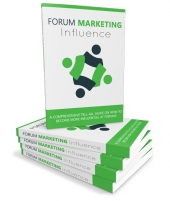 Forum Marketing Influence Private Label Rights