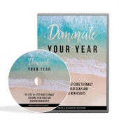 Dominate Your Year Video Upgrade Private Label Rights