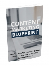 Content Marketing Blueprints Private Label Rights