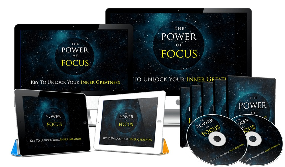 Power Of Focus Video Upgrade
