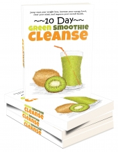 Green Smoothie Cleanse Private Label Rights