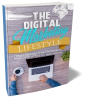 The Digital Marketing Lifestyle Private Label Rights
