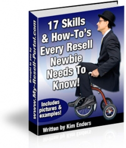 17 Skills & How-To's Every Newbie Reseller Needs