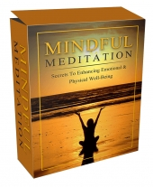 Mindful Meditation Mastery Private Label Rights