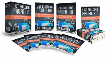 List Building Profit Kit Video Upgrade