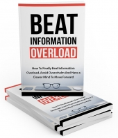 Beat Information Overload Private Label Rights