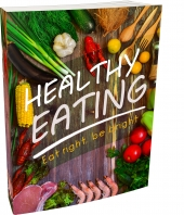 Healthy Eating Guide Private Label Rights