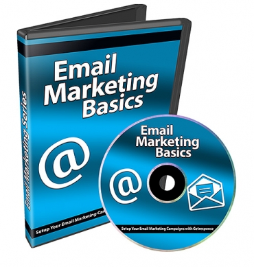 Email Marketing Basics Video Course