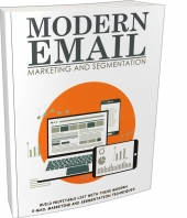 Modern Email Marketing and Segmentation Private Label Rights
