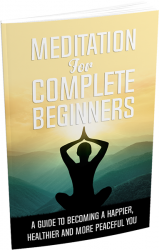Meditation For Complete Beginners Private Label Rights