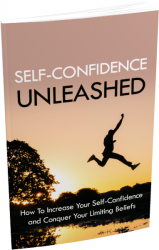 Self-Confidence Unleashed Private Label Rights