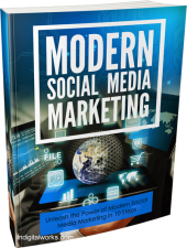 Modern Social Media Marketing Private Label Rights