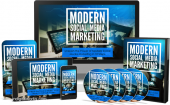 Modern Social Media Marketing Video Upgrade Private Label Rights