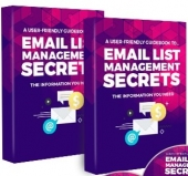 Email List Management Secrets Private Label Rights