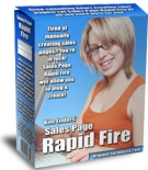 Sales Page Rapid fire Private Label Rights