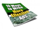 10 Ways to Write More Effective Ads Private Label Rights