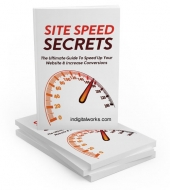 Site Speed Secrets - Private Label Rights