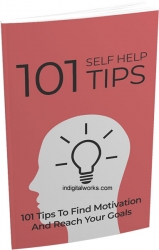 101 Self Help Tips - Private Label Rights
