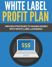 White Label Profit Plan Private Label Rights