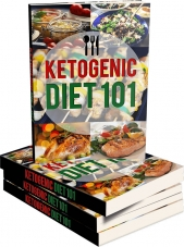 Ketogenic Diet 101 - Private Label Rights