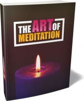 The Art Of Meditation Private Label Rights
