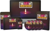 The Art Of Meditation Video Upgrade - Private Label Rights