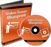 Video Teaser Blueprint Private Label Rights
